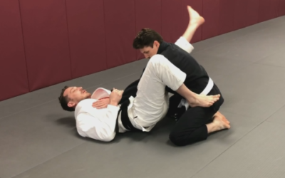 Training Tip Tuesday: Jiu Jitsu – Flower Sweep