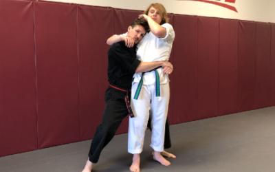 Training Tip Tuesday: Rear Choke Defense
