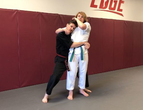 Training Tip Tuesday: Rear Choke Defense