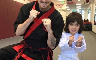Little Dragons Class: teaching the skills needed for academic tenacity to 3-5 year olds